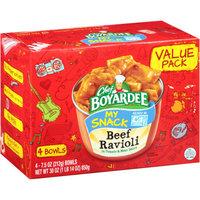Chef BOYARDEE Chef Boyardee Beef Ravioli 7.5 oz, 4 pk