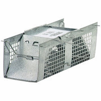 Woodstream Victor Rodnt Victor Pest Two Door Mouse and Rat Trap Cage