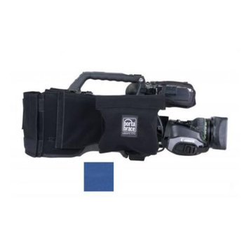 Porta Brace Camera Body Armor for Panasonic HPX600, Blue