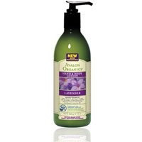 Avalon Organics - Hand & Body Lotion BOGO Lavender - 12 oz.