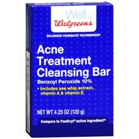 Walgreens Acne Treatment Cleansing Bar