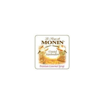Monin Toasted Marshmallow Coffee Syrup, 750 ml
