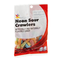 Ahold Neon Sour Crawlers Candy