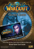 Blizzard Entertainment World of Warcraft Game Card 60 Day