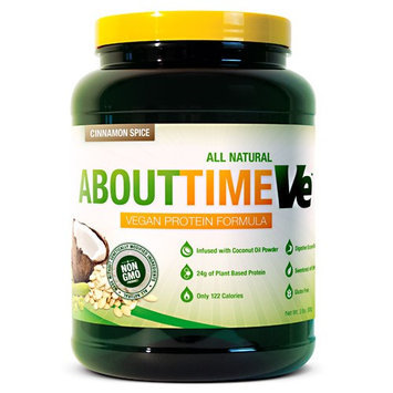 SDC Nutrition About Time Ve Cinnamon Spice - 2 lbs (908g)