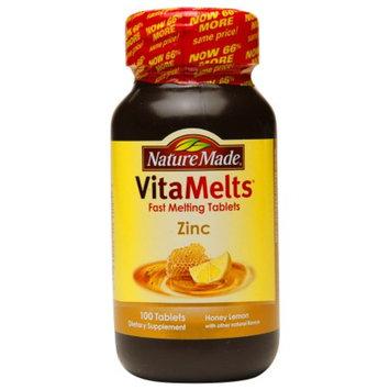 Nature Made Vitamelts Zinc Tablets - 100 Count