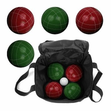 Trademark Games Full Size Premium Bocce Set with Easy Carry, Ages 10+, 1 ea