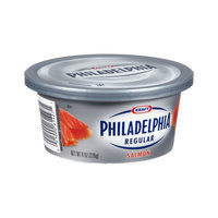 Kraft Philadelphia Regular Salmon Cream Cheese