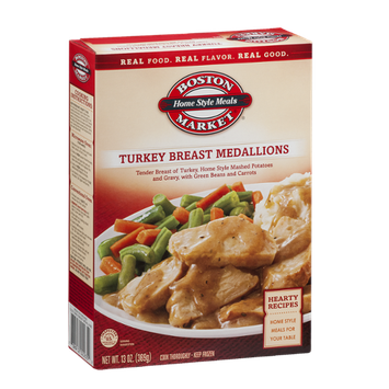 Boston Market Turkey Breast Medallions