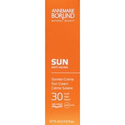 Sun Anti-Aging Cream SPF 30 Annemarie Borlind 2.5 oz Cream