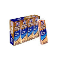 Lance Crackers Lance Whole Grain Peanut Butter Crackers - 1 Box of 8 Individual Packs
