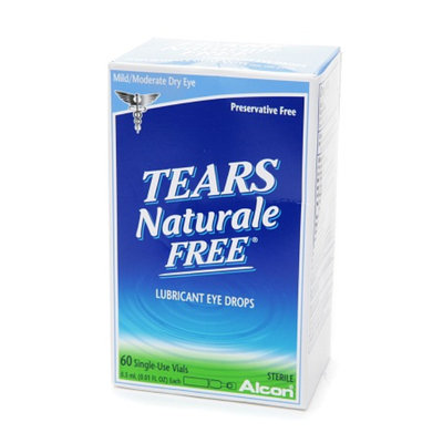 Tears Naturale Free Lubricant Eye Drops
