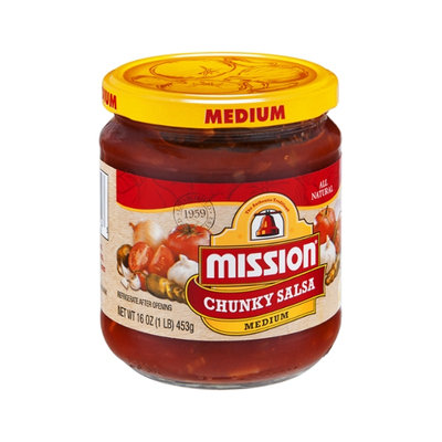 Mission Salsa Chunky Medium