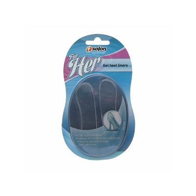 Solon Foot Solutions For Her Gel Heel Liners