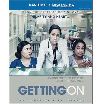Getting On: The Complete First Season (Blu-ray + Digital HD) (With Ultraviolet)