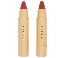 Mally Beauty Mally Instant Impact Lipstick Duo