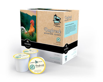 Caribou Coffee Daybreak Morning Blend 108-pk. K-Cup Portion Pack