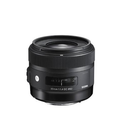 Sigma 30mm f1.4 DC HSM A Lens - Sony A Fit