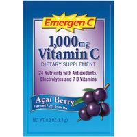 Alacer Corp. EV282 Super Fruit Vitamin Mix Vitamin C 1000mg 50ea/PK Acai Berry