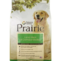 Prairie Lamb Meal & Oatmeal Medley Dry Dog Food by Nature's Variety, 15-Pound Bag