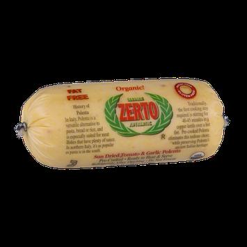 Zerto Polenta Sun Dried Tomato & Garlic