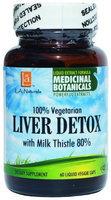 Liver Detox, 60 Veggie Capsules, L.A. Naturals