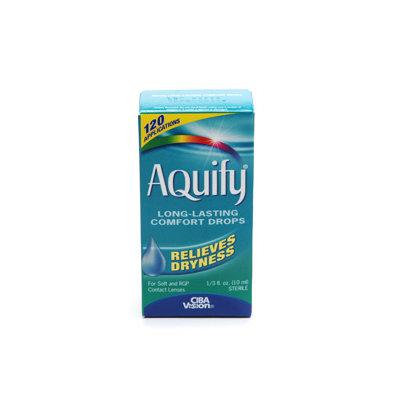 AQuify Long-Lasting Comfort Drops