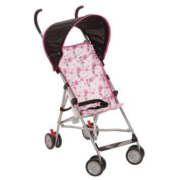 Disney Umbrella Stroller with Canopy - Floral Minnie