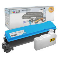 LD Kyocera-Mita Compatible TK572C Cyan Laser Toner Cartridge for use in FS-C5400DN, and P7035cdn Printers