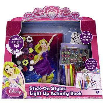 Disney Princess Rapunzel's Color and Style Journal - TARA TOY CORPORATION