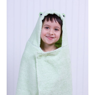 Trend Lab Character Hooded Towel - Frog - 101226