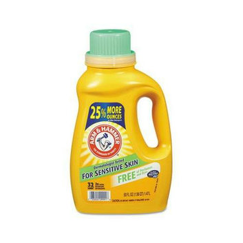Arm And Hammer He Compatible Liquid Detergent