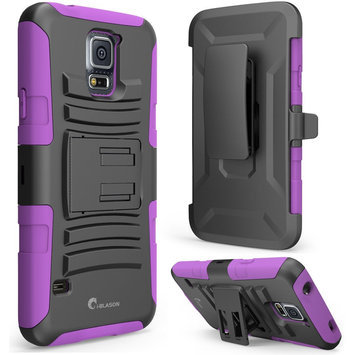 GalaxyS5-Prime-Purple Samsung Galaxy S5 Smartphone Case, Purple