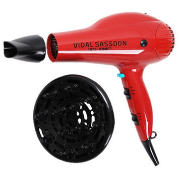 Vidal Sassoon 1875W Professional Full-Size Ionic Dryer Model VS547