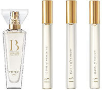 Qvc Biography Scents of Self 4 pc Fragrance Collection by Sarah Horowitz
