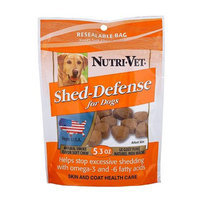 Nutri-Vet Shed-B-Gone Soft Chews for Dogs