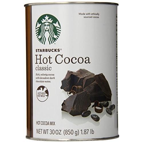 Starbucks Classic Hot Cocoa