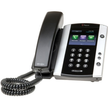 Polycom 2200-44500-001 VVX 500 Business Media Phone