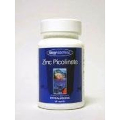 Allergy Research Group - Zinc Picolinate 25 mg 60 caps Health and Beauty