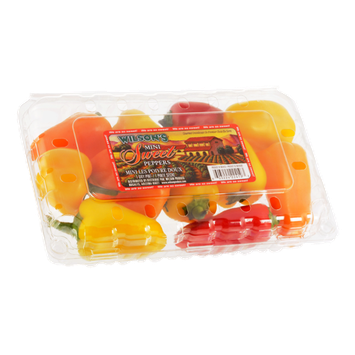 Wilson's Mini Sweet Peppers
