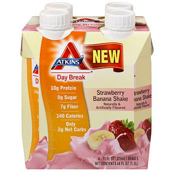 Atkins Day Break Strawberry Banana Shakes