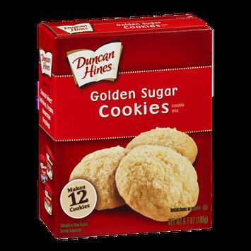 Duncan Hines Golden Sugar Cookies