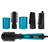 Conair Luxe Volumizing Spin Air Brush with Four Attachments
