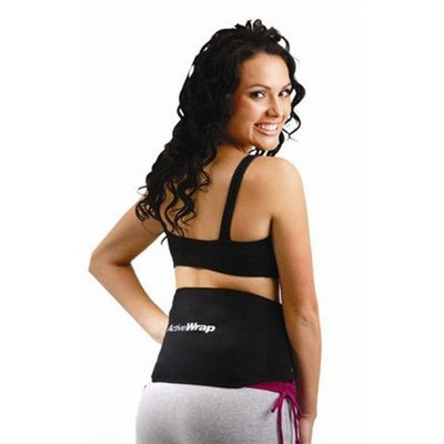 ActiveWrap Back Wrap, Large/X-Large, Black