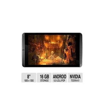 NVIDIA SHIELD Tablet - Android 5.0 Lollipop, NVIDIA Tegra K1 Processor, 8 Full HD (1920x1200) Display, 16GB Storage,