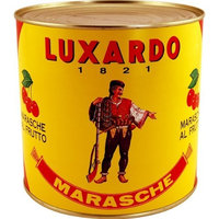 Luxardo Gourmet Maraschino Cherries - 6 lb Can