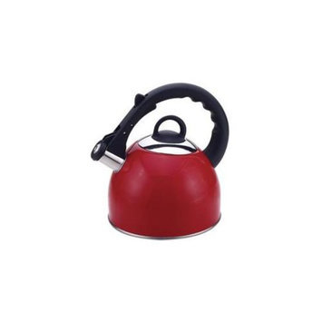 FNTINC Fntinc 50423 2. 5Qt Color Tea Kettle - Red