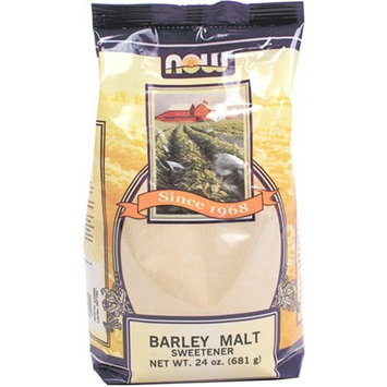 NOW Foods Barley Malt Mix Powder, 24 Ounce Bags (Pack of 4)