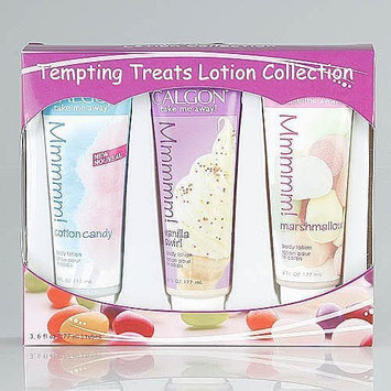 Calgon Tempting Treats Lotion Collection - Set of 3