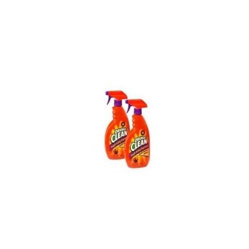 Orange Clean Tough Acting Degreaser Multipurpose Cleaner